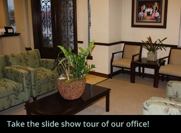Mansfield Family Dentistry office tour