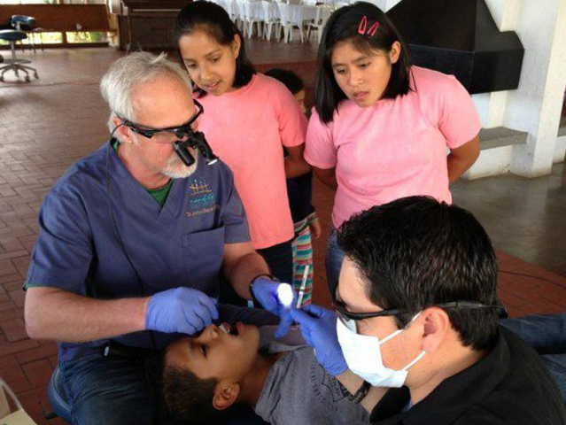 Helping underserved children have good oral health
